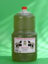PATINO Orujo Oliva 5lAceite Orujo de Orujo Oliva, en formato de garrafa de 5l. polietileno.
